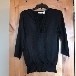 Chico's 3/4 sleeve blouse